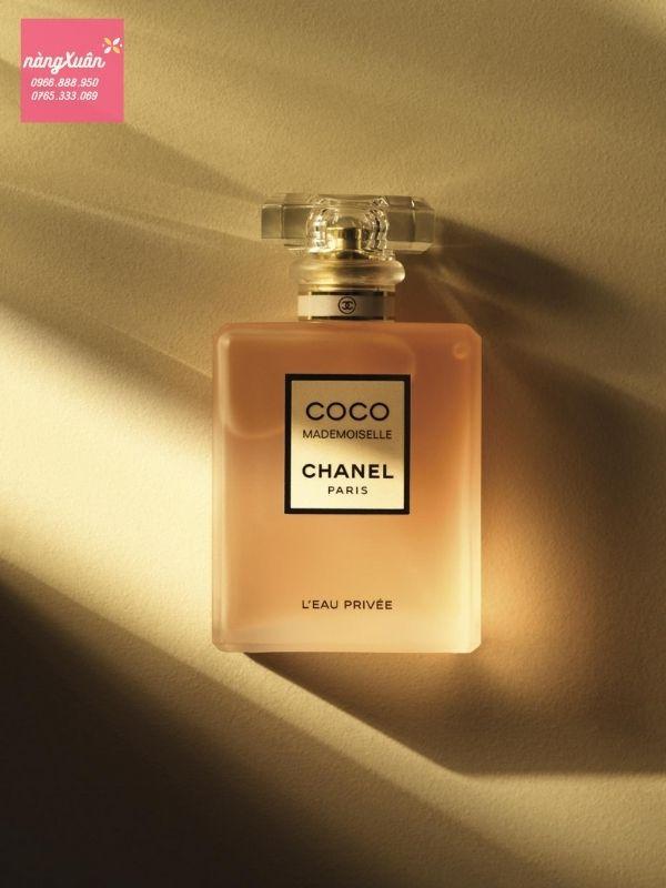 Mùi hương Nước hoa Chanel Coco Mademoiselle L'eau Privee