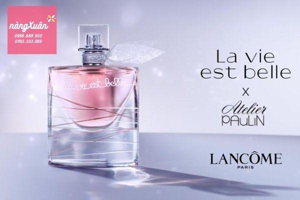 Nơi mua nước hoa Lancôme chính hãng