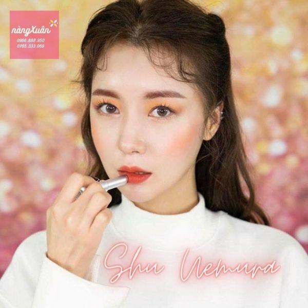 Shu Uemura Lipstick chính hãng mua tại NÀNG XUÂN AUTHENTIC
