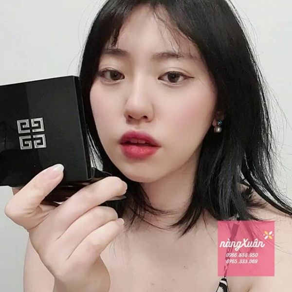 Review Cushion Givenchy Teint Couture 2020 có sẵn