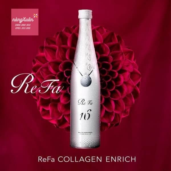 ReFa 16 Collagen Enrich 480ml chính hãng