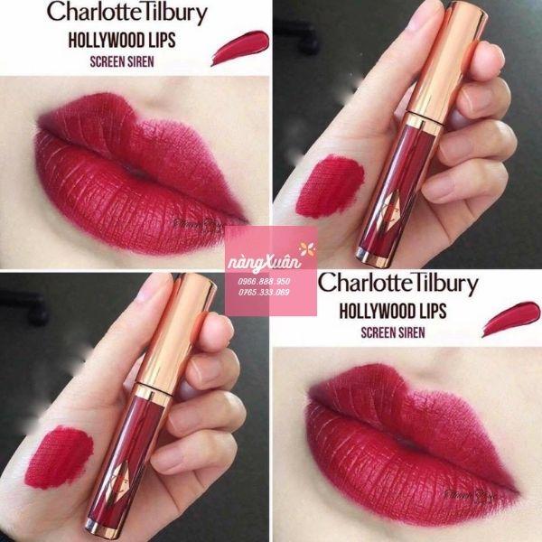 Charlotte Tilbury Hollywood Lips Srceen Siren