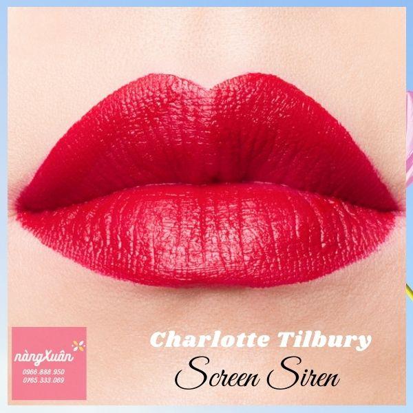 Charlotte Tilbury Hollywood Lips Screen Siren chính hãng