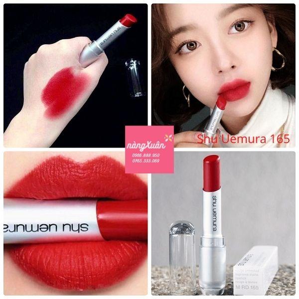 Shu Uemura 165 Lipstick