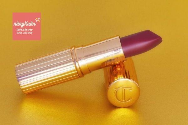 Review thiết kế CT Matte Revolution Lipstick