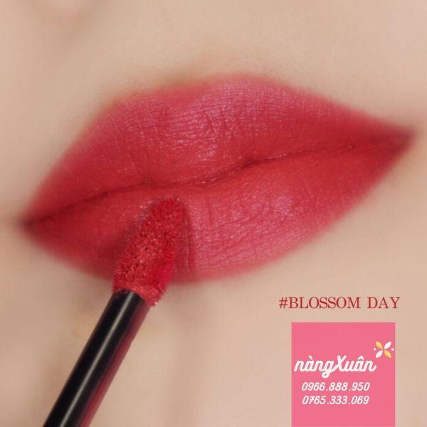 Son kem 3CE Cloud Lip Tint Blossom Day là màu gì