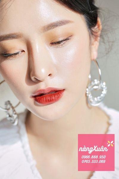 Son môi màu Đỏ Gạch