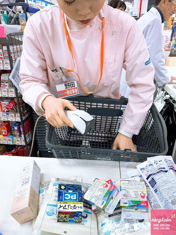 Sante PC tại Store Nhật Bản