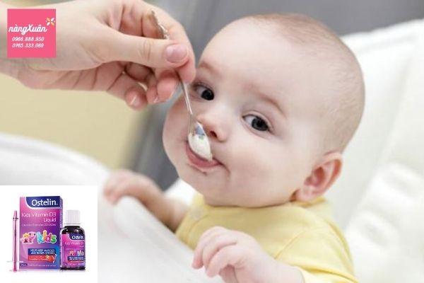 Sản phẩm giúp trẻ ăn ngon, ngủ ngon