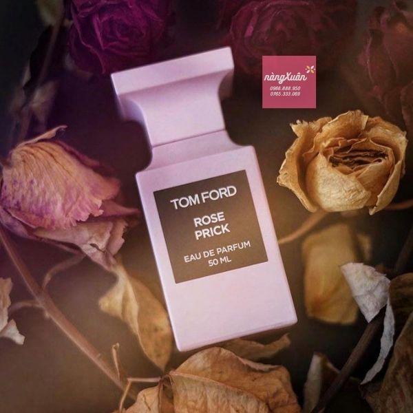 Đánh giá chai nước hoa TOM FORD ROSE PRICK 2020