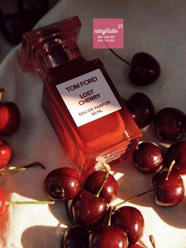 Đánh giá nước hoa Tom Ford Lost Cherry EDP