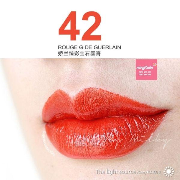 Son Guerlain No42