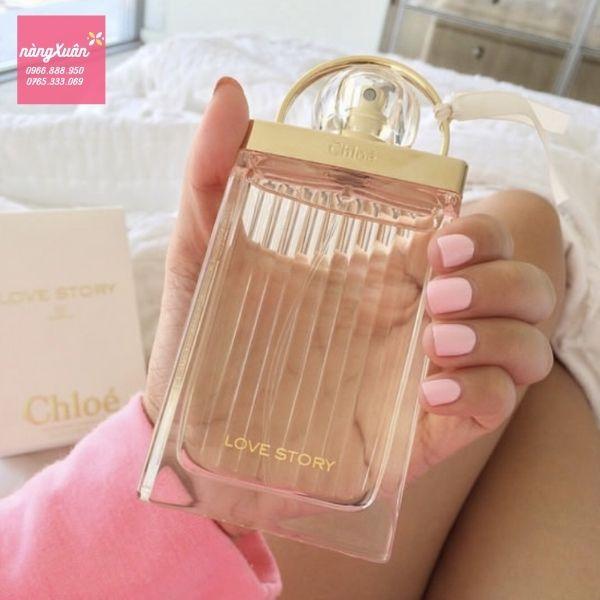 Nước hoa Chloe Love Story chính hãng