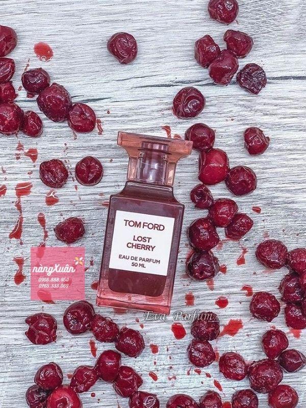 Cảm hứng từ vị ngọt dịu, mềm mọng của quả cherry.