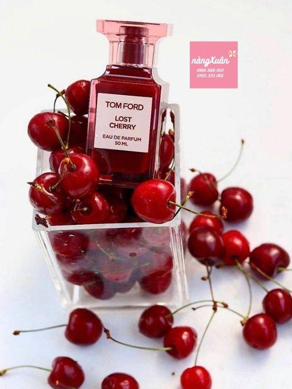 Từng giọt nước hoa TF Lost cherry EDP 50ML như một câu chuyện mà ai cũng muốn được lắng nghe.