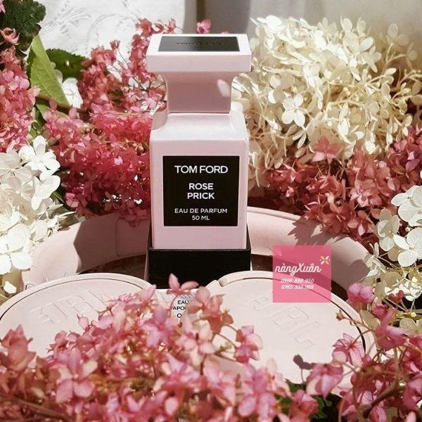 Nước hoa TF Rose Prick 50ml màu hồng
