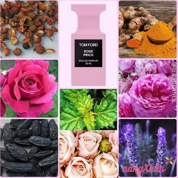 Nước hoa TOM FORD ROSE PINK EDP
