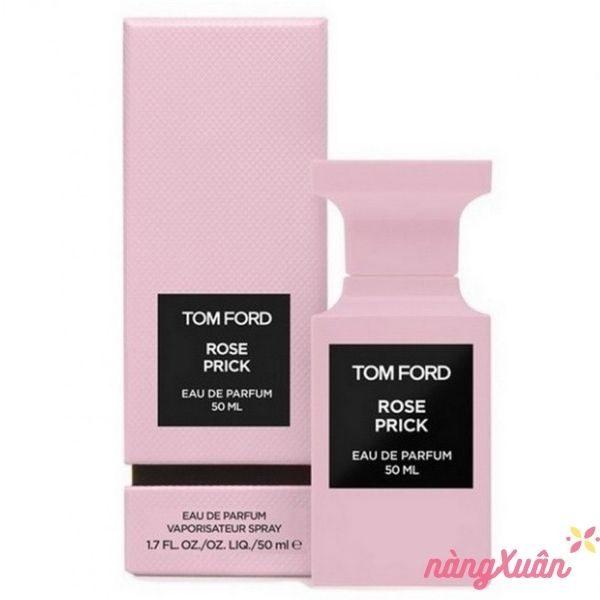 Nước hoa TOMFORD ROSE màu hồng