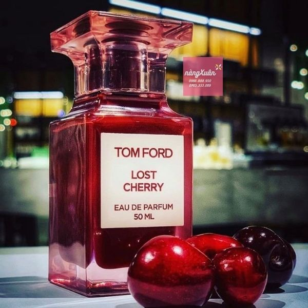Nước hoa Tom Ford Lost Cherry EDP là sự thể hiện hoàn hảo của sự ngọt ngào pha lẫn sexy..