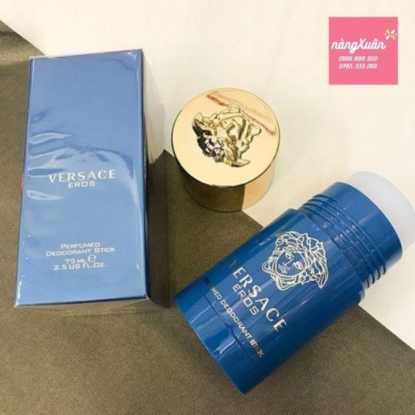 Thiết kế Versace Eros Perfumed Deodorant Stick