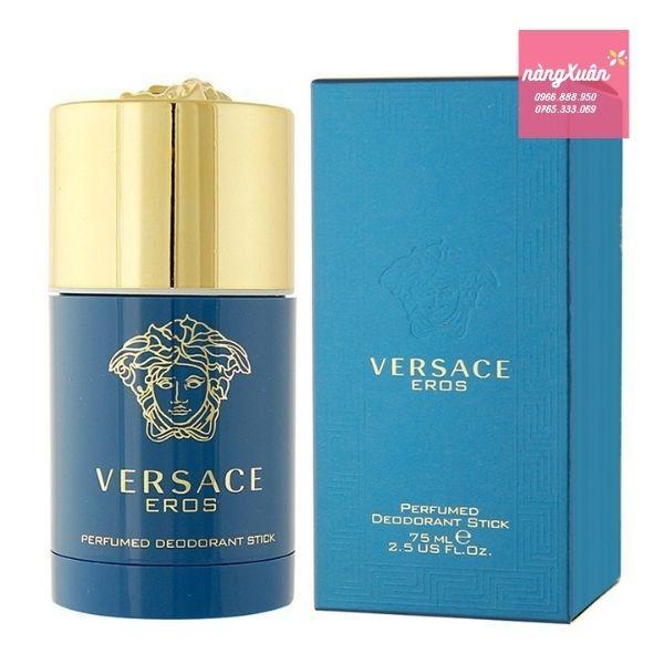Review Lăn khử mùi nam Versace Eros Perfumed