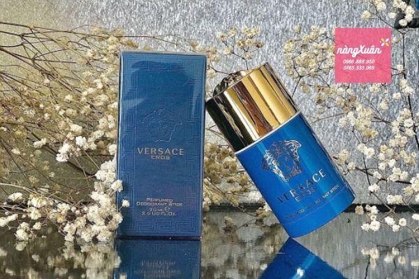 Review mùi hương Lăn khử mùi nam Versace Eros