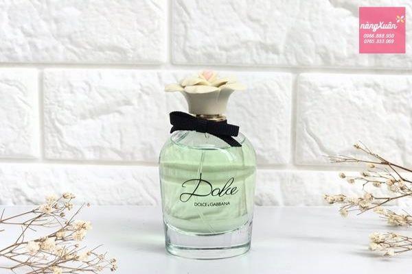 Nước hoa Dolce & Gabbana màu xanh