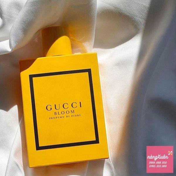 Nước hoa Gucci Bloom vàng, Nước hoa Tester Gucci Bloom