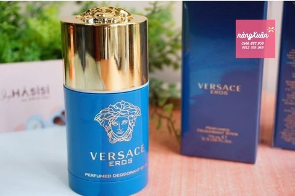 Versace Eros Perfumed Deodorant Stick 75ml chính hãng
