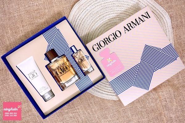 Set nước hoa Giorgio Armani Absolu