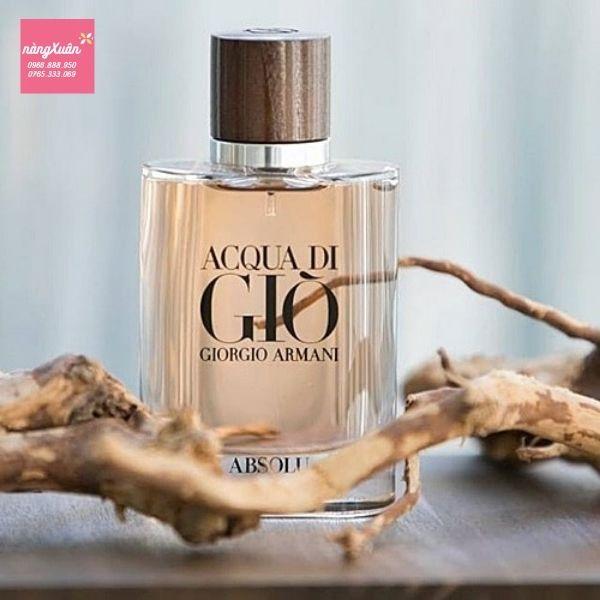 Nước hoa Giorgio Armani Absolu