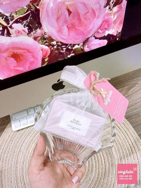 Xà bông Dior Rose Ispahan hương nước hoa
