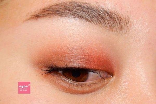 Cách đánh mắt bảng màu mắt Chanel 4 ô Les 4 Ombres