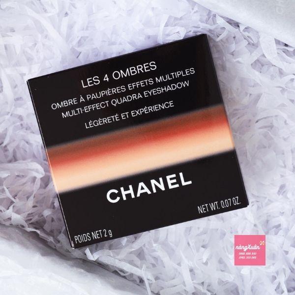 Chanel make up 2020
