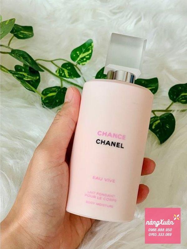 Body Lotion Chanel Chanel Tendre