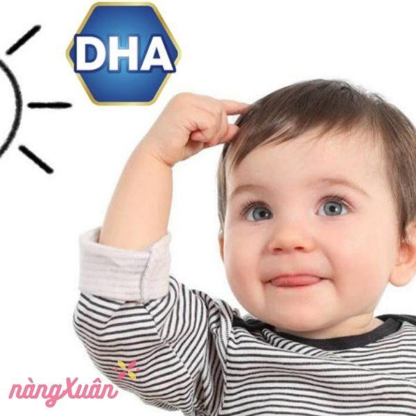 Liều dùng bổ sung DHA đúng cách cho mẹ bầu và trẻ nhỏ