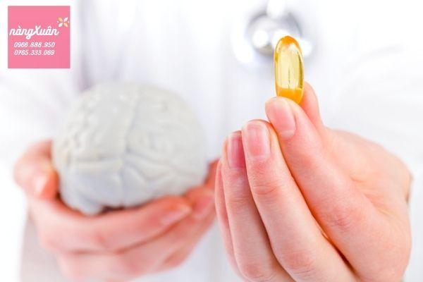 Thực phẩm chức năng bổ sung omega 3