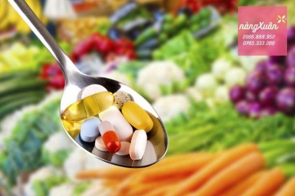 Thời gian tốt nhất để uống vitamin