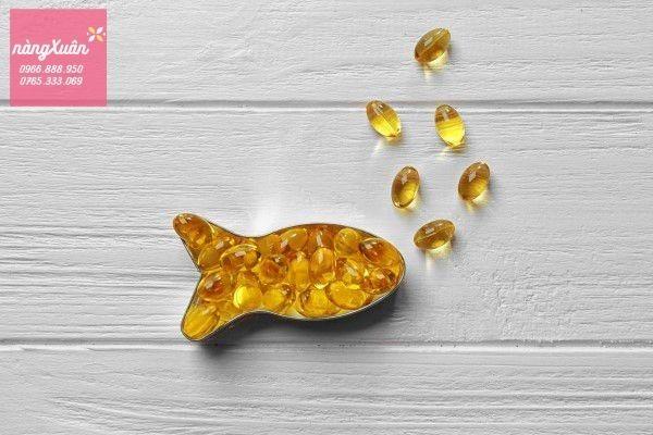 Công dụng viên dầu cá omega 3 mang nhiều lợi ích cho sức khỏe
