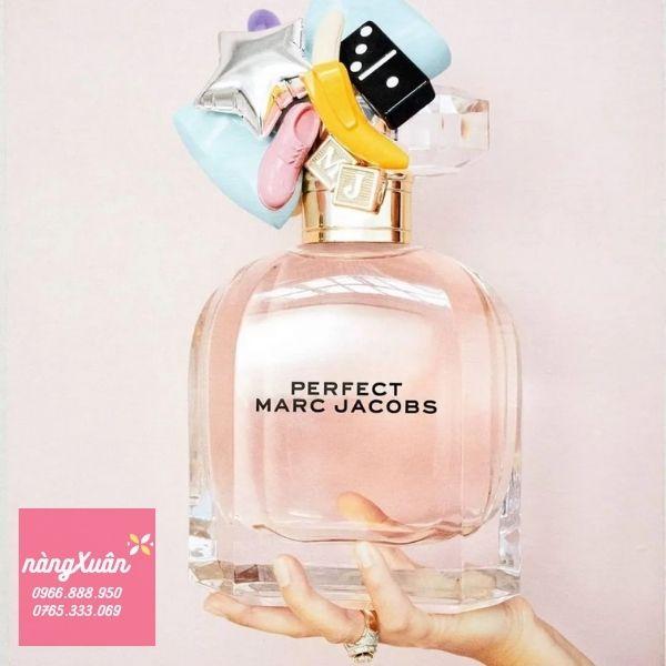 Review mùi hương nước hoa Perfect Marc Jacobs EDP