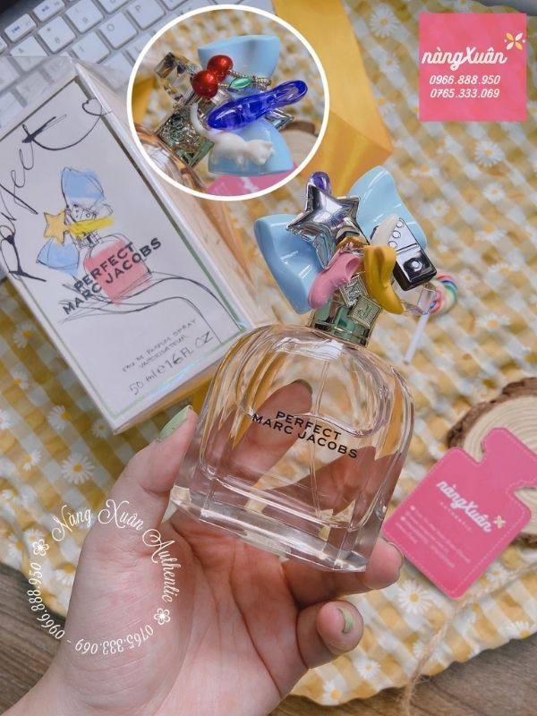 Nước hoa Perfect Marc Jacobs EDP 50ml chính hãng