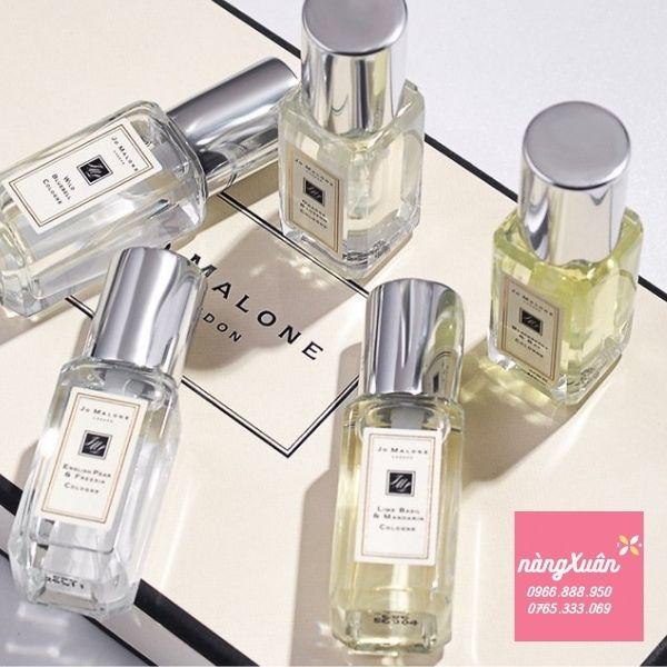 5 mùi hương là 5 hương vị khác nhau