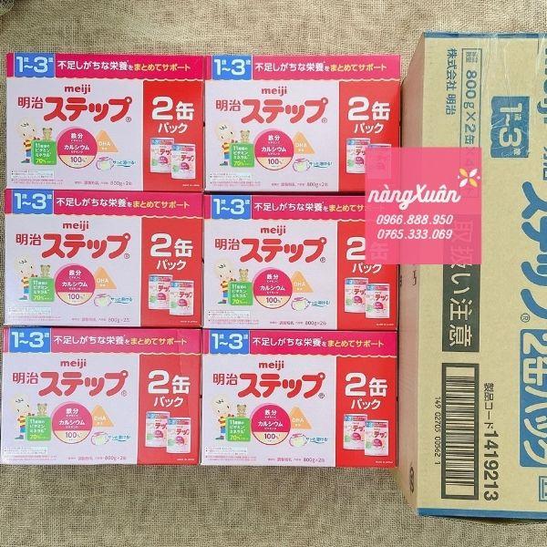 Sữa lon Meiji số 9