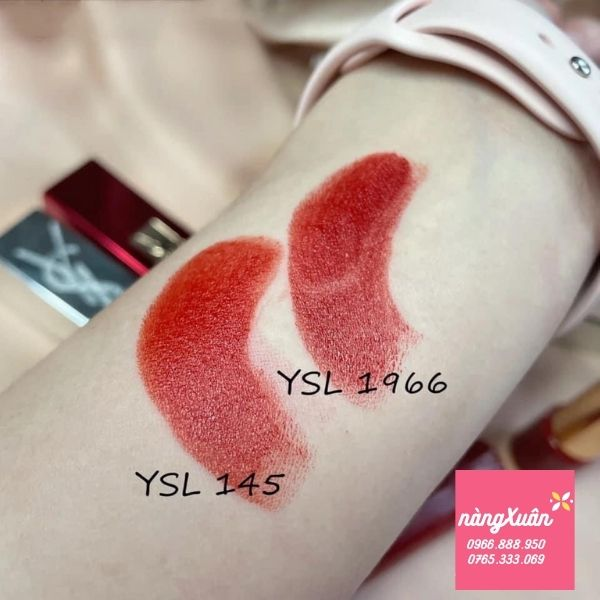 Swatch Son YSL 145 Limited