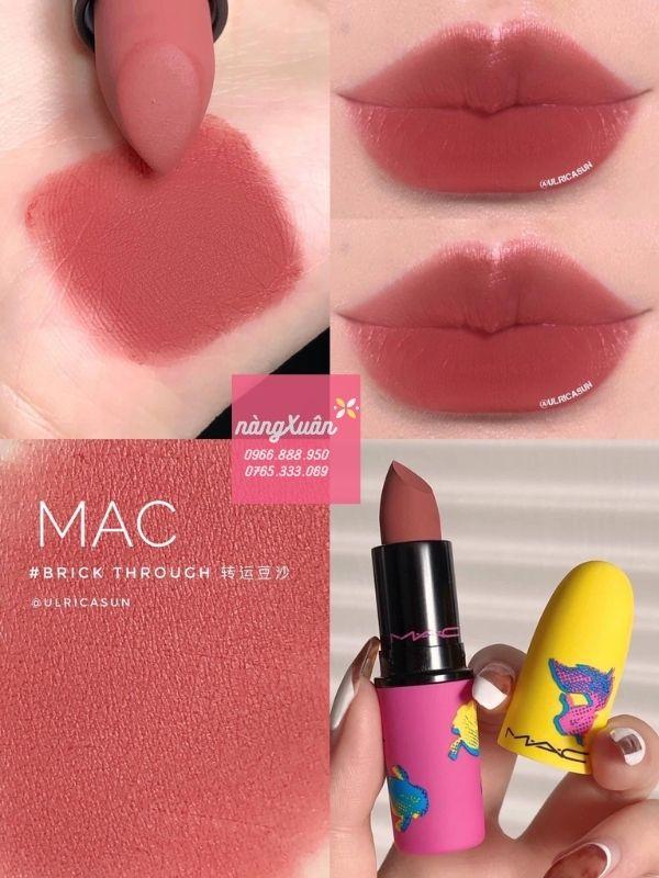 MAC Brick Through