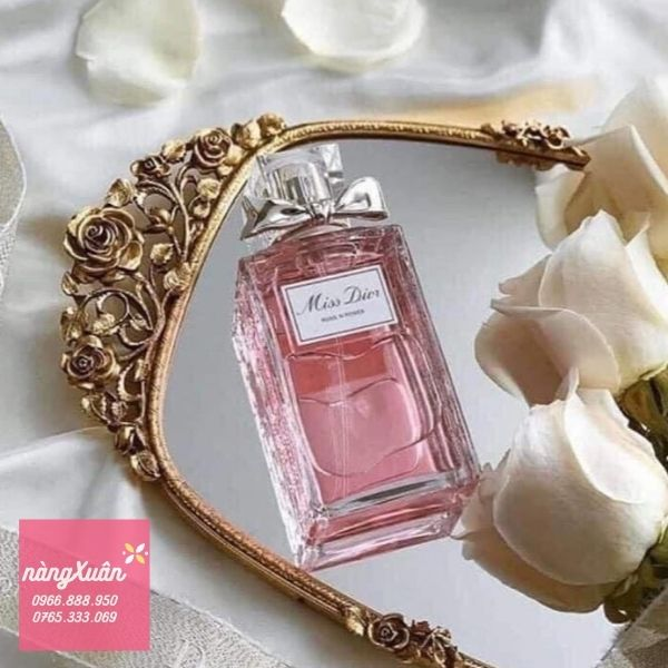 Review Nước hoa Miss Dior Rose N'Rose