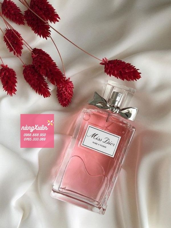 Review Nước hoa Miss Dior Rose EDT