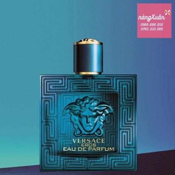 Versace Eros Eau De Parfum 100ML chính hãng review