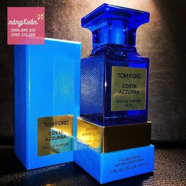 Nước hoa Tom Ford xanh