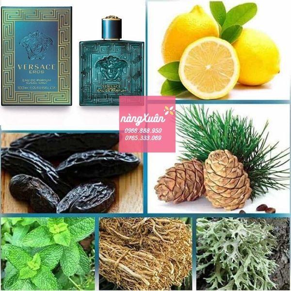 Review mùi hương Versace Eros Eau De Parfum